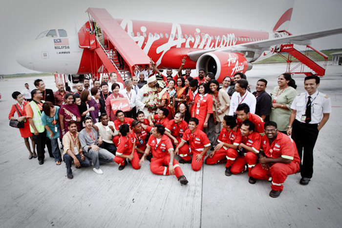 Kugan joined AirAsia as a despatch in 2006 (image: cj.my)