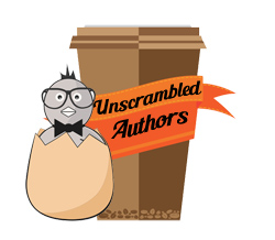 Unscrambled Authors Episode 7: David J. Pedersen