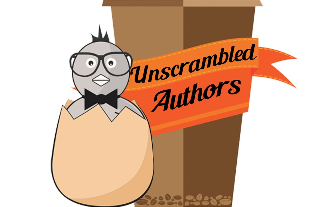 Unscrambled Authors Episode 6: Marianne Rice
