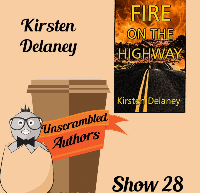 Unscrambled Authors Episode 28: On Being CoAuthors with Kristen Delaney