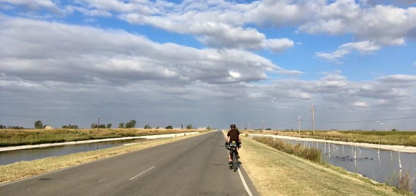 Going East: Uspallata to Rosario