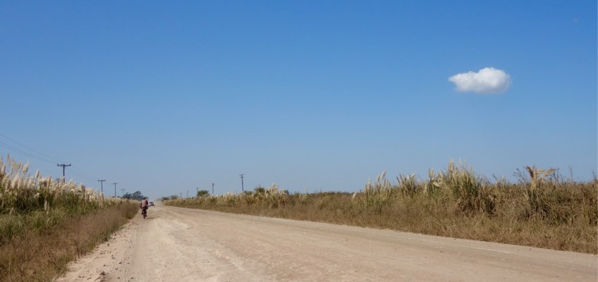 Finally… Country Number 3: Rosario to Montevideo