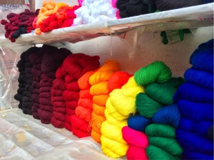 Colours of the market