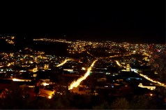 Sucre by night