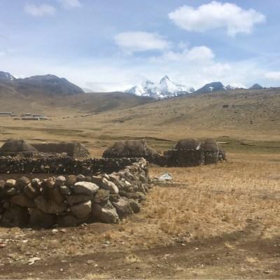 Traditional mountain huts, 'Chosas'