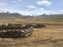 Traditional mountain huts, 'Chosas'