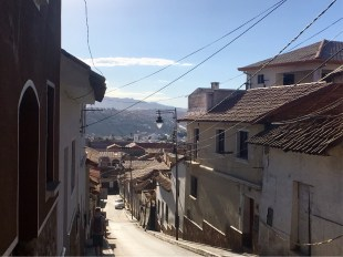 Sucre streets