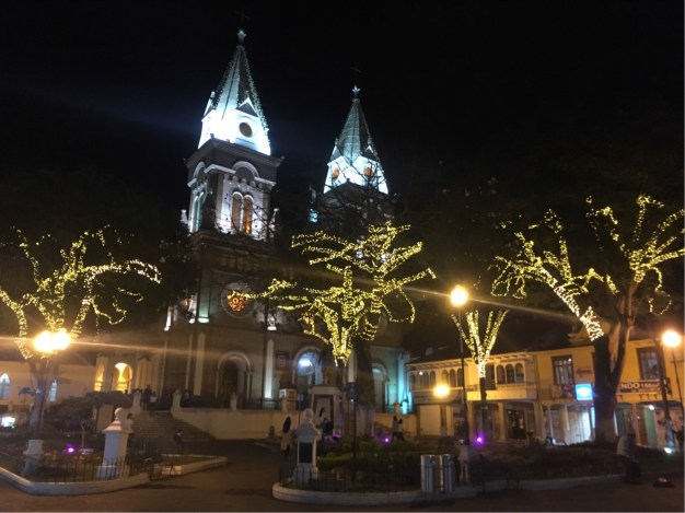 Loja by night
