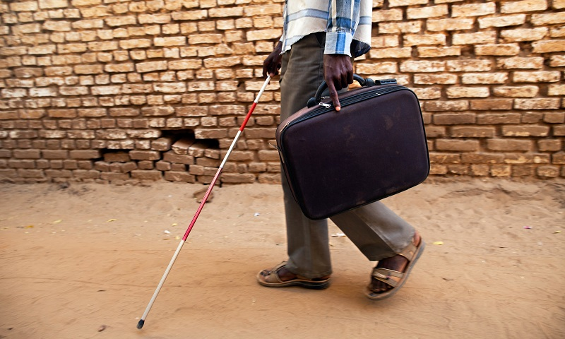 Urging Inclusion of Persons with Disabilities in 2030 Agenda-Based Policies