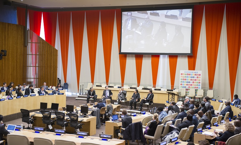 Getting Ready to Implement the 2030 Agenda