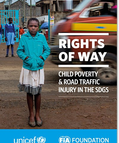Rights of way: Safe and sustainable mobility for children