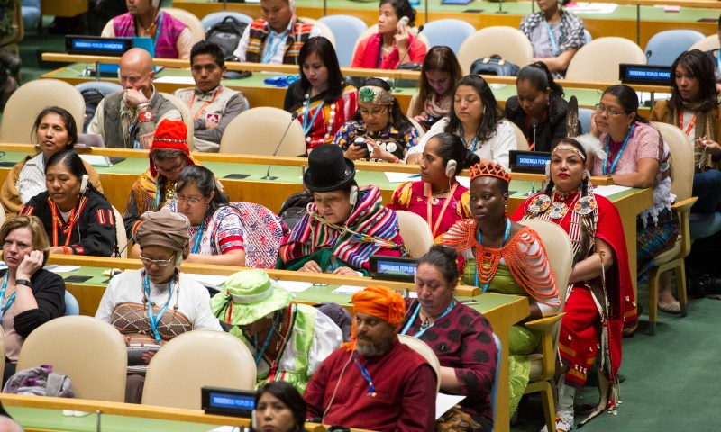 10th Anniversary of the adoption of UN Declaration on the Rights of Indigenous Peoples