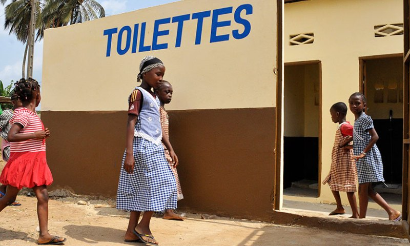 World Toilet Day 2017: Wastewater
