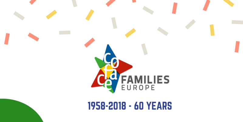 COFACE Families Europe celebrates 60 years of active engagement
