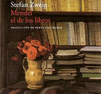 Mendel el de los libros, Stefan Zweig