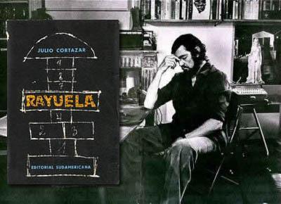 Portada de Rayuela, de Julio Cortázar