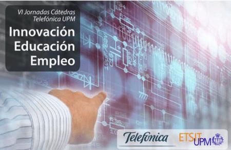VI Jornadas Catedra Telefónica - ETSIT UPM