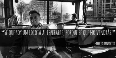 Mario Benedetti, poesía