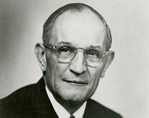 Martín Niemöller, pastor protestante alemán