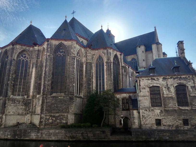St.Michaeklskerk, Gent (Belgium)