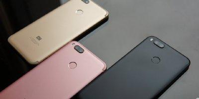 Colores del Xiaomi Mi 5X, desbloqueo del bootloader
