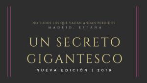 Logo del blog Un secreto gigantesco