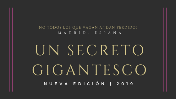 Logo del blog Un secreto gigantesco