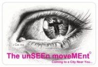 Logo for unSEEn moveMEnt