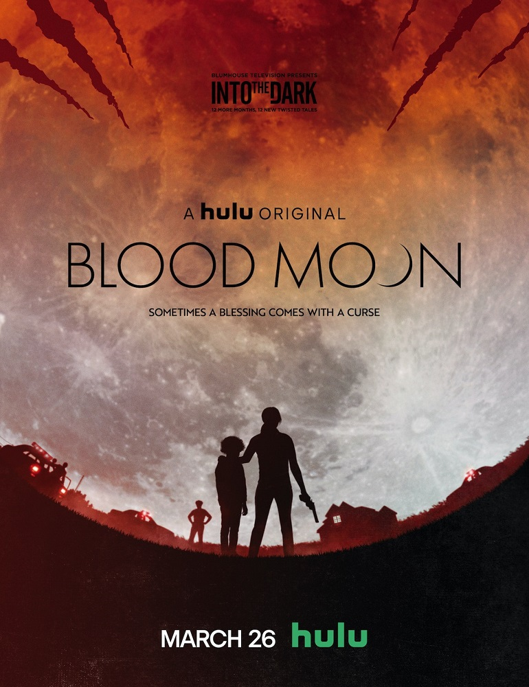 With jamie lee curtis, kyle richards, judy greer, anthony michael hall. Into the Dark - Blood Moon (2021) poster | Unseenthaisub.com