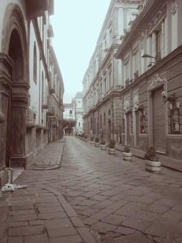 Streets in Nola