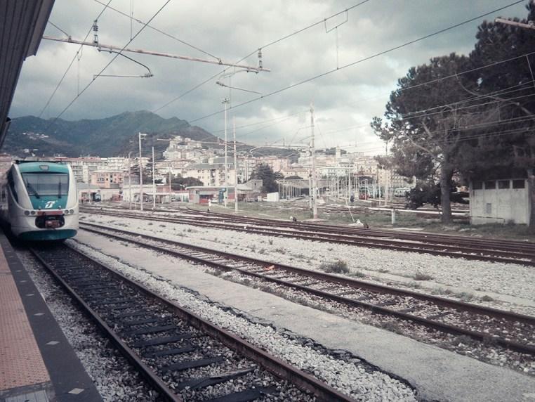 Salerno train station