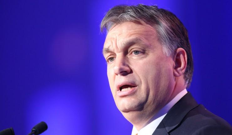"""Orbán: """"In Österreich und Deutschland dürfen die Menschen ruhig schlafen, weil Ungarn die Grenze Europas schützen wird."""""""