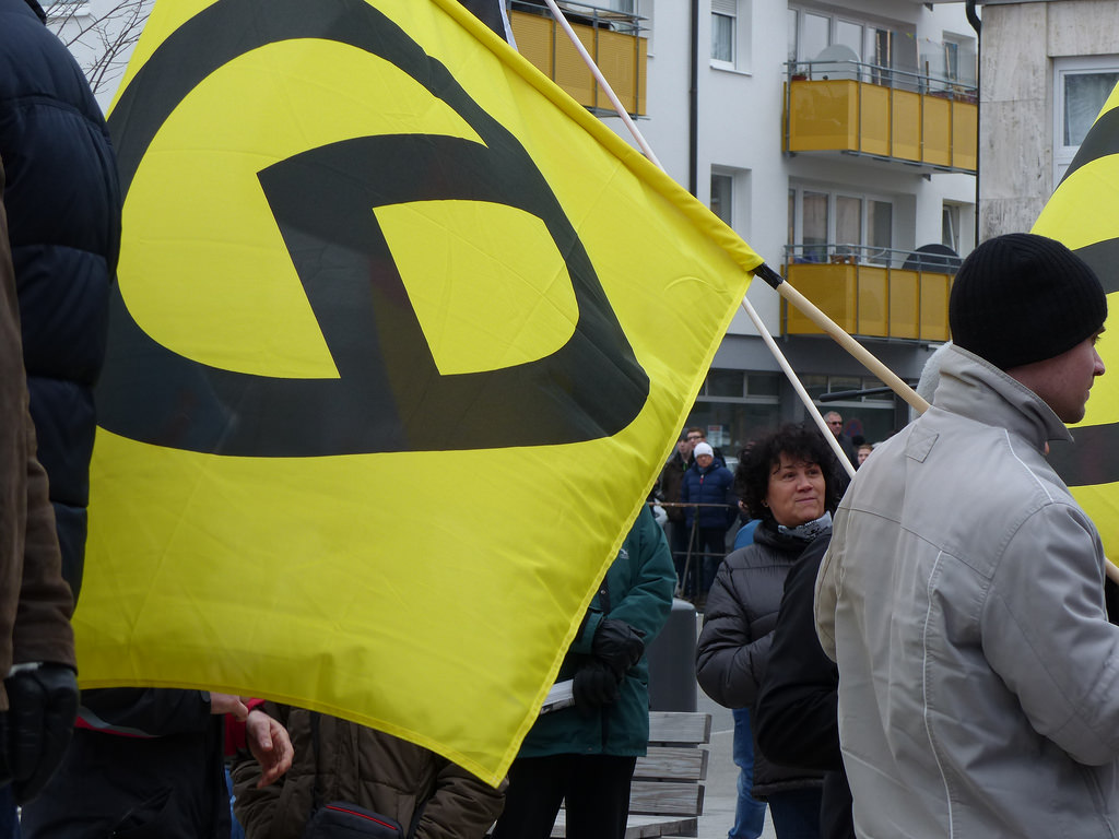 Konsequenzen für versuchten Mord an Indentitärem Aktivist