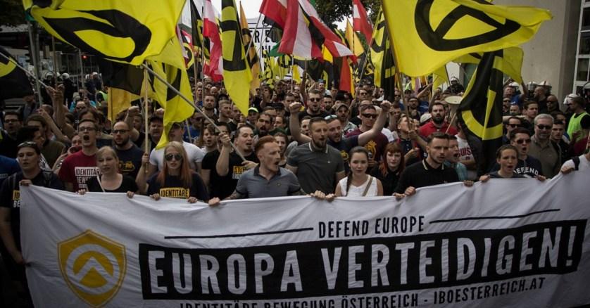 Fake News: Medien bringen Identitäre mit Terror von Paris in Verbindung