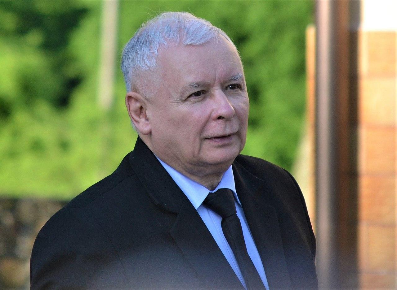 Jarosław Kaczyński · Foto: Silar / Wikimedia CC ASA 4.0
