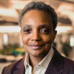 Chicagos schwarze Bürgermeisterin will keine Interviews mit weißen Journalisten