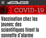 Fälle von Herzproblemen explodieren bei Covid-geimpften Teenagern