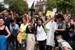 Tränengas zur Auflösung von Demonstration in Paris eingesetzt