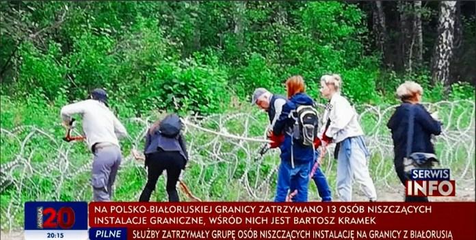 Polen legalisiert die Zurückweisung von Migranten an seinen Grenzen