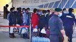 Lampedusa-Fähre nach Infektion an Bord gesperrt