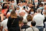 Papst Franziskus besucht die Slowakei