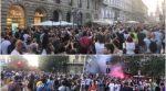 Italien: Großdemonstrationen gegen den Green Pass von den Medien vertuscht (Video)