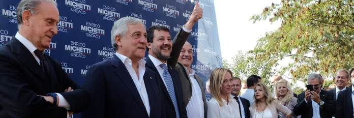 Warum in Rom Mitte-Rechts wählen