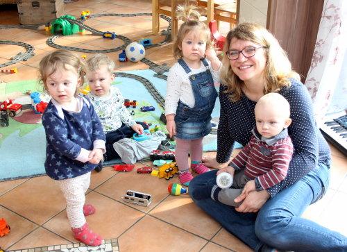 Familiennahe Betreuung für die Jüngsten