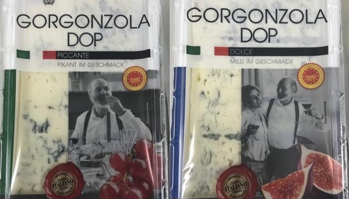 Produktrückruf SAN FABIO GORGONZOLA