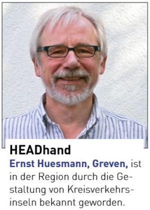 Ernst Huesmann, Greven