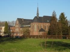 Foto Kloster Mariendonk bei strahlendem Wetter