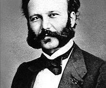 Porträtfoto Henri Dunant