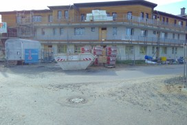 Foto Haus im Bau
