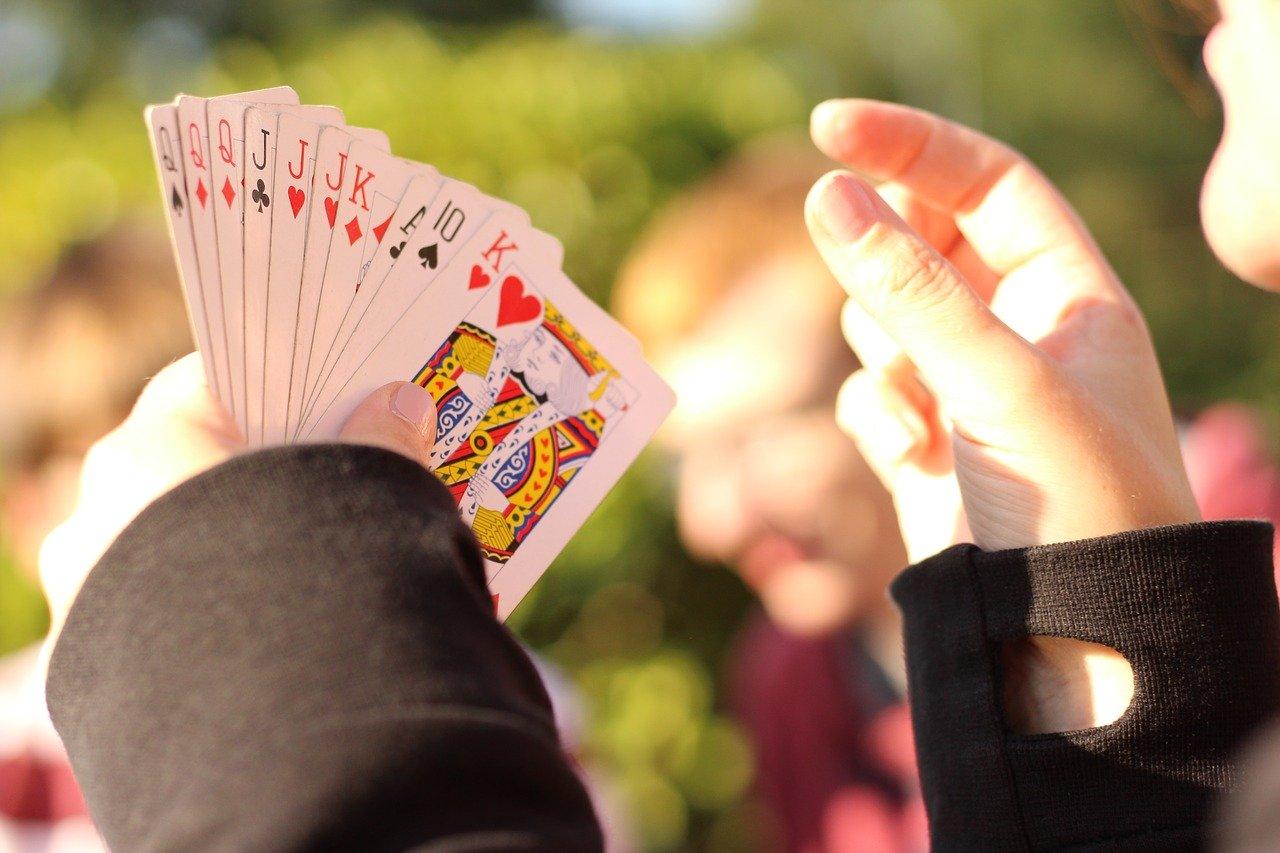 Foto Kartenspiel